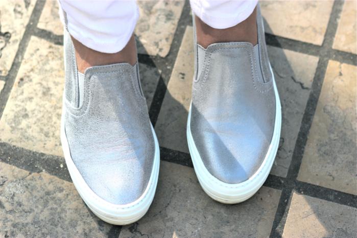 Jonak-Silver-Slip-on-argent-gris
