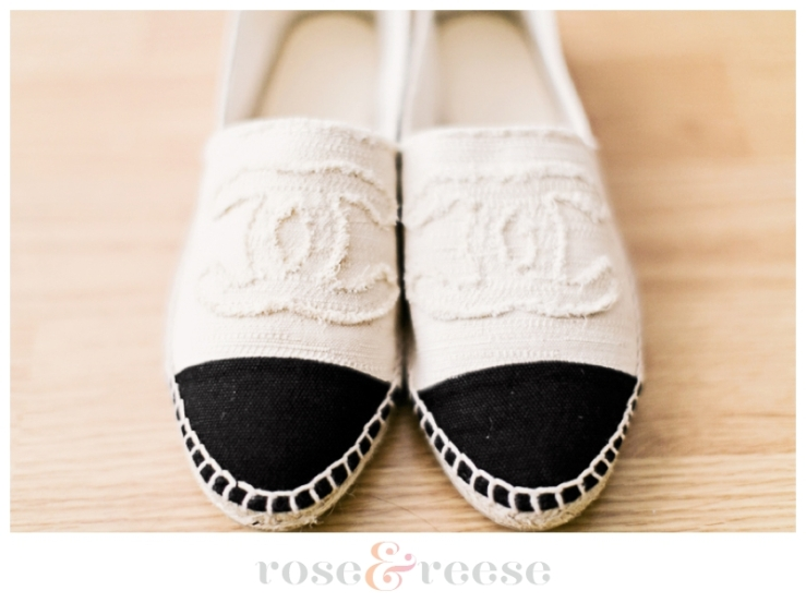 Chanel Fabric Espadrilles   Rose & Reese